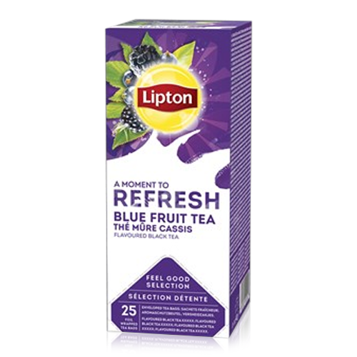 Lipton - Blue Fruit 6x25breve
