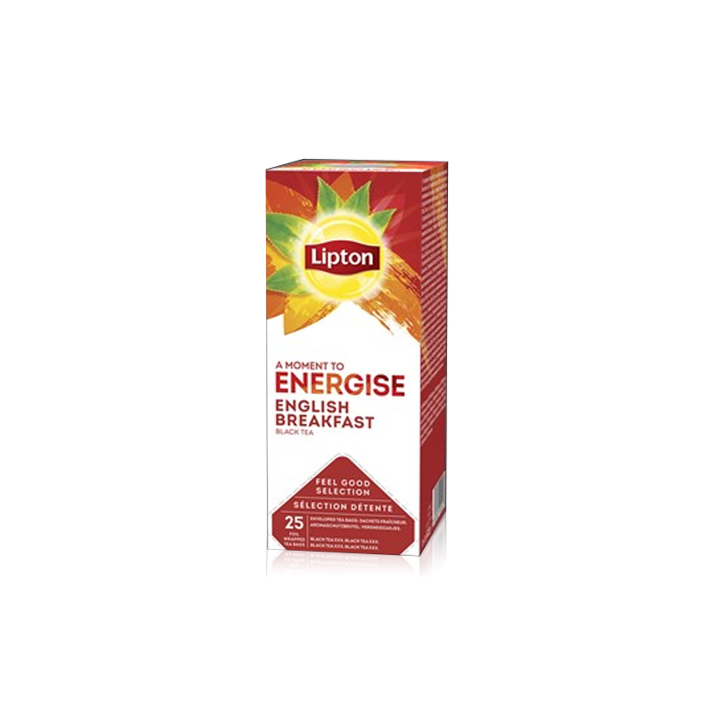 Lipton - English breakfast 6x25breve