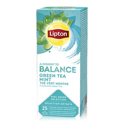 Lipton - Green tea mint...