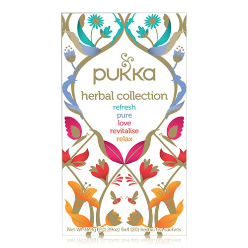 Pukka - Herbal collection...