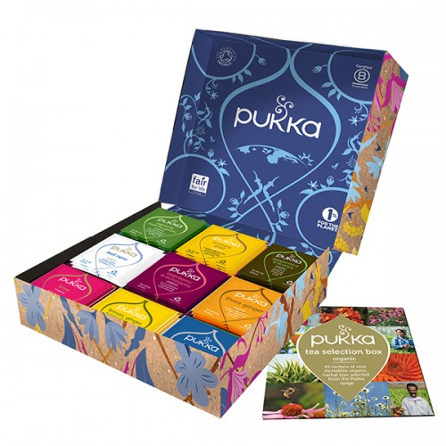 Pukka Tea Selection Box -...