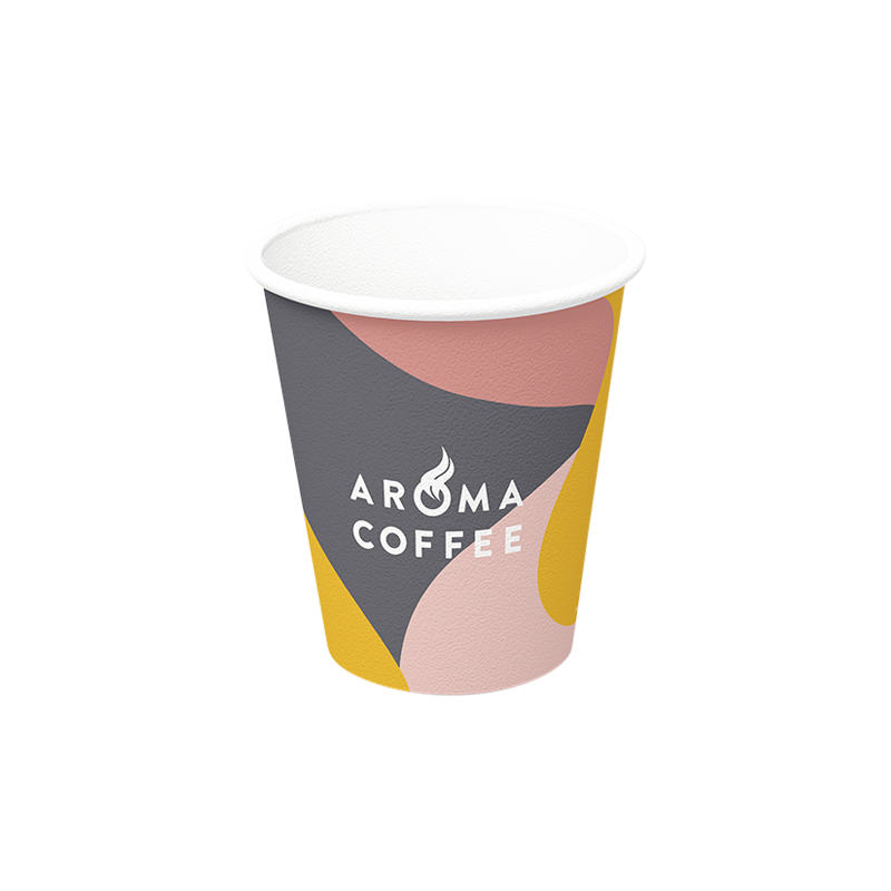Aroma Fall, Single Wall (Bio) - 8oz